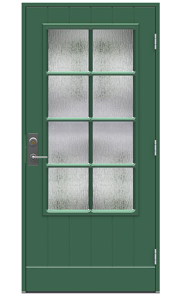 Säkerhetsytterdörr Function-Aral-glazing-bar-RC3